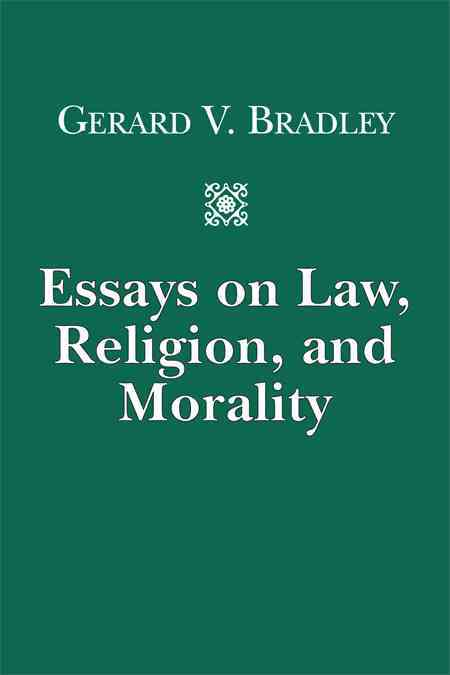 essay about law and morality
